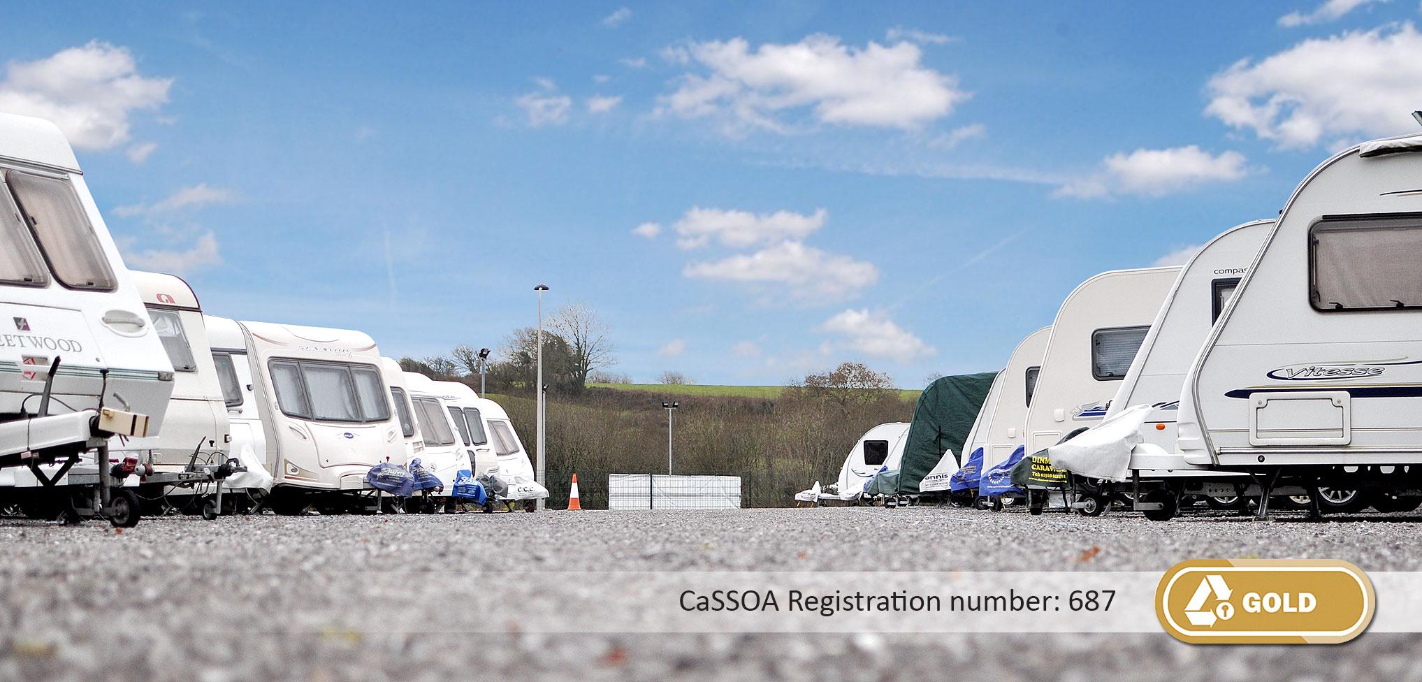 Caravan Storage Wales Image