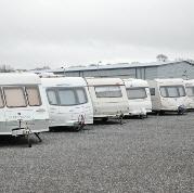 Caravan Storage Space Image